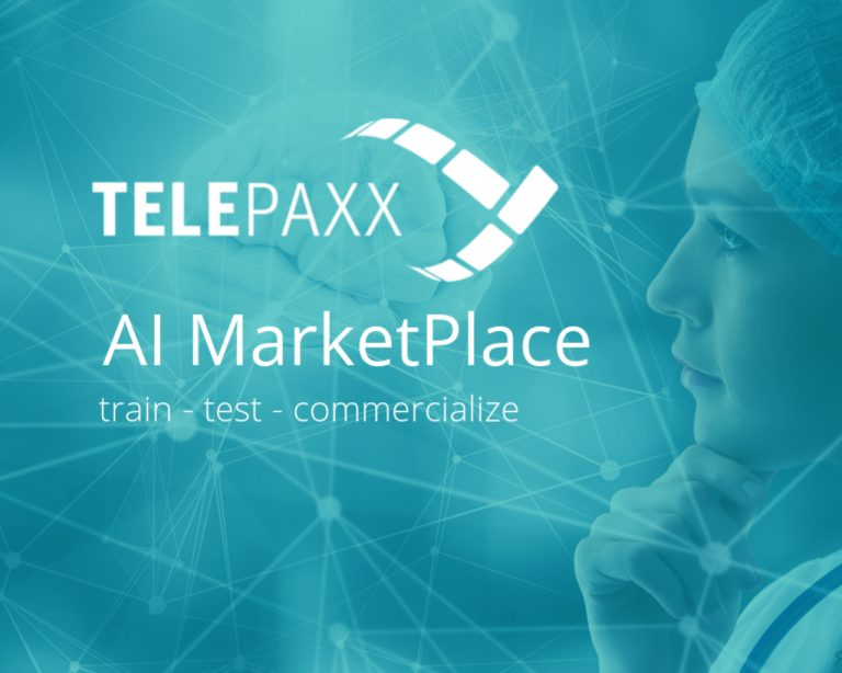 Telepaxx Opens The First Marketplace For Medical Artificial Intelligence Applications